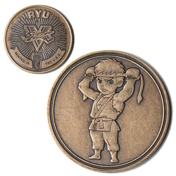 Ryu<br> 1.25 Inch  Collectors Coin