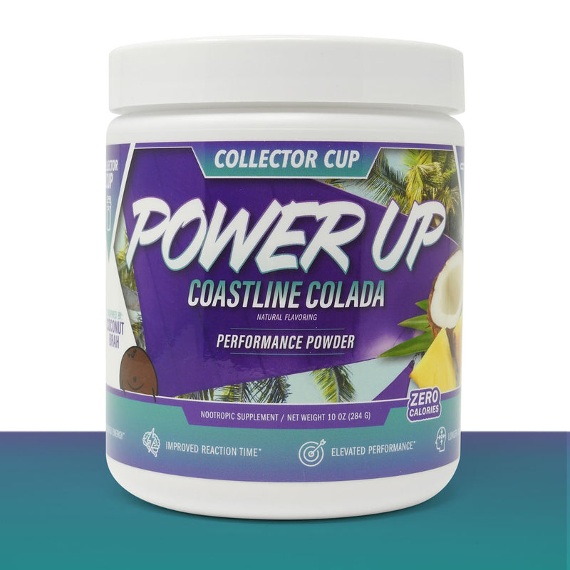 Power UP ENERGY POWDER - Coastline Colada