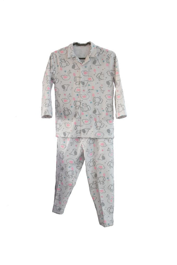 Teddy bear pyjamas