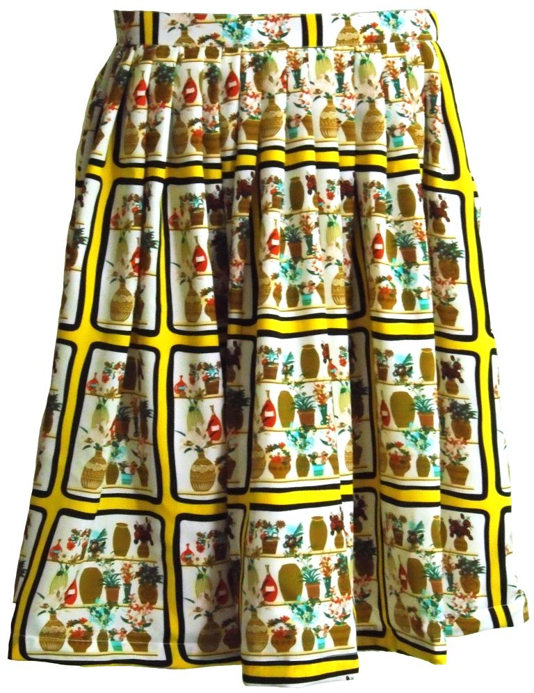 Potted Plant Skirt