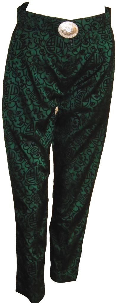 Emerald  Green Trousers