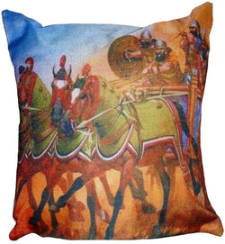 Warrior Cushion Cover
