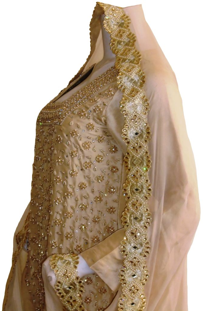Beige Ada Work Wedding Jora