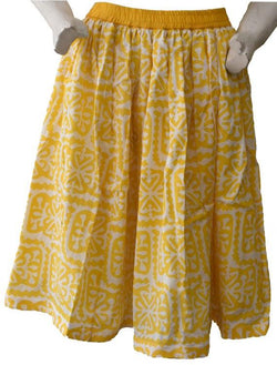Sunshine Spring Skirt