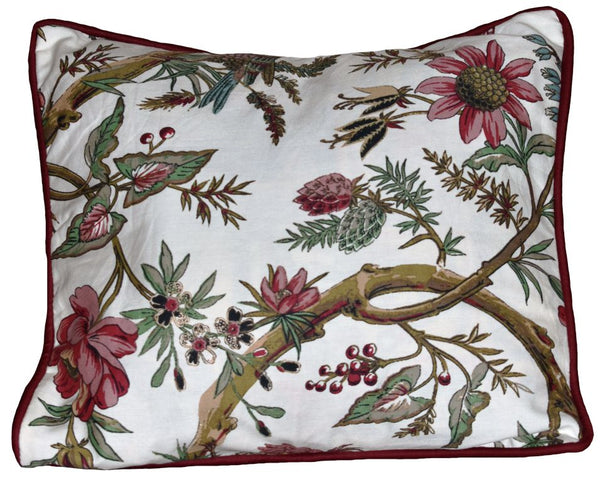 Floral Printed Cushions