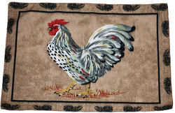Set of Rooster Mats