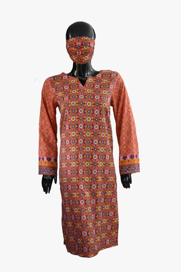 Ethnic Silk Kurta