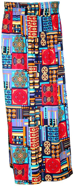 Tribal Design Skirt