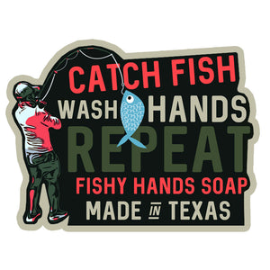Fishy Fish Hands Soap