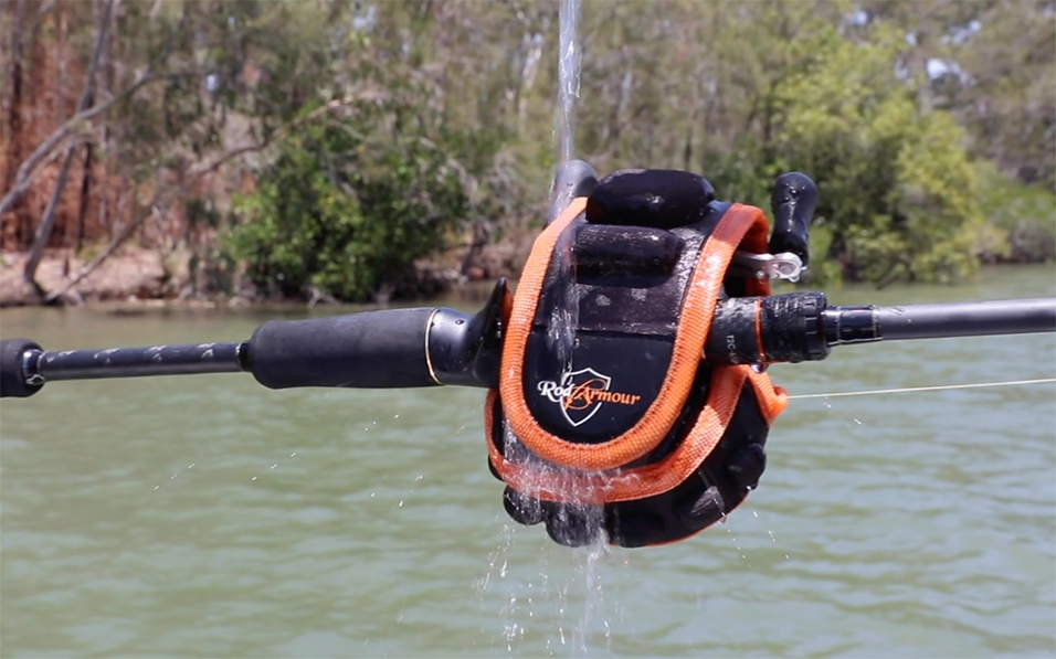 Reel Armour Baitcast Edition Water Resistant