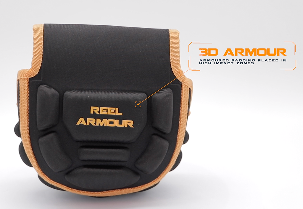 Reel Armour Spinning Edition 3D Armour