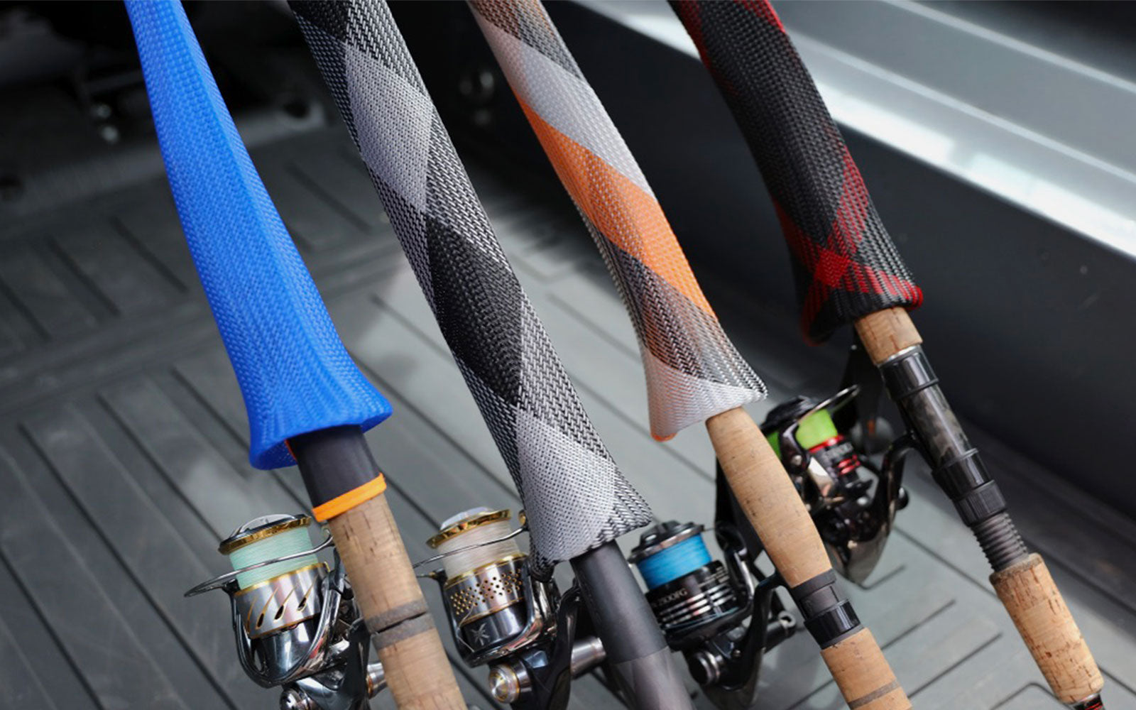 Store Your Rods Easily Rod Armour