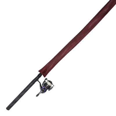 Maroon fishing rod case 5ft to 7ft