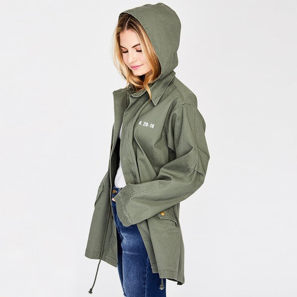 LOVE ANORAK-BENEFITS EVERYTOWN