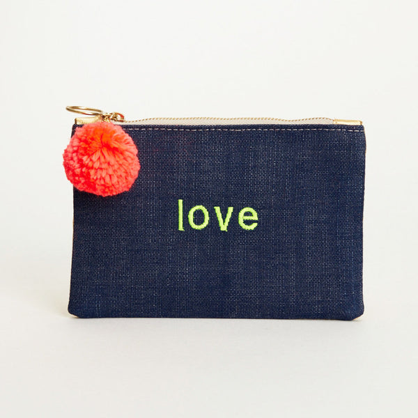Made by Artisans - Love Pouch