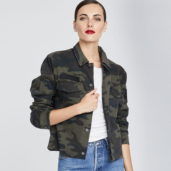 Camo Love Jacket- Benefits Everytown