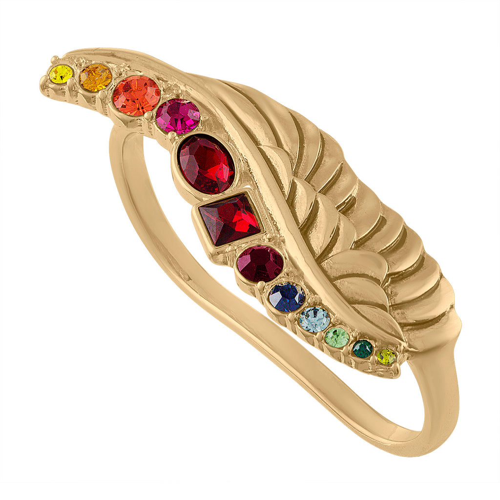 Rainbow WING RING | Rainbow WING RING