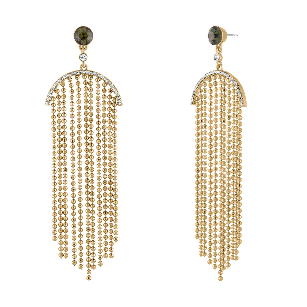 CHAIN CHANDELIER EARRING | CHAIN CHANDELIER EARRING