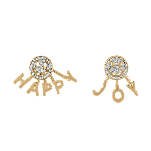 HAPPY JOY FLOATER EARRING