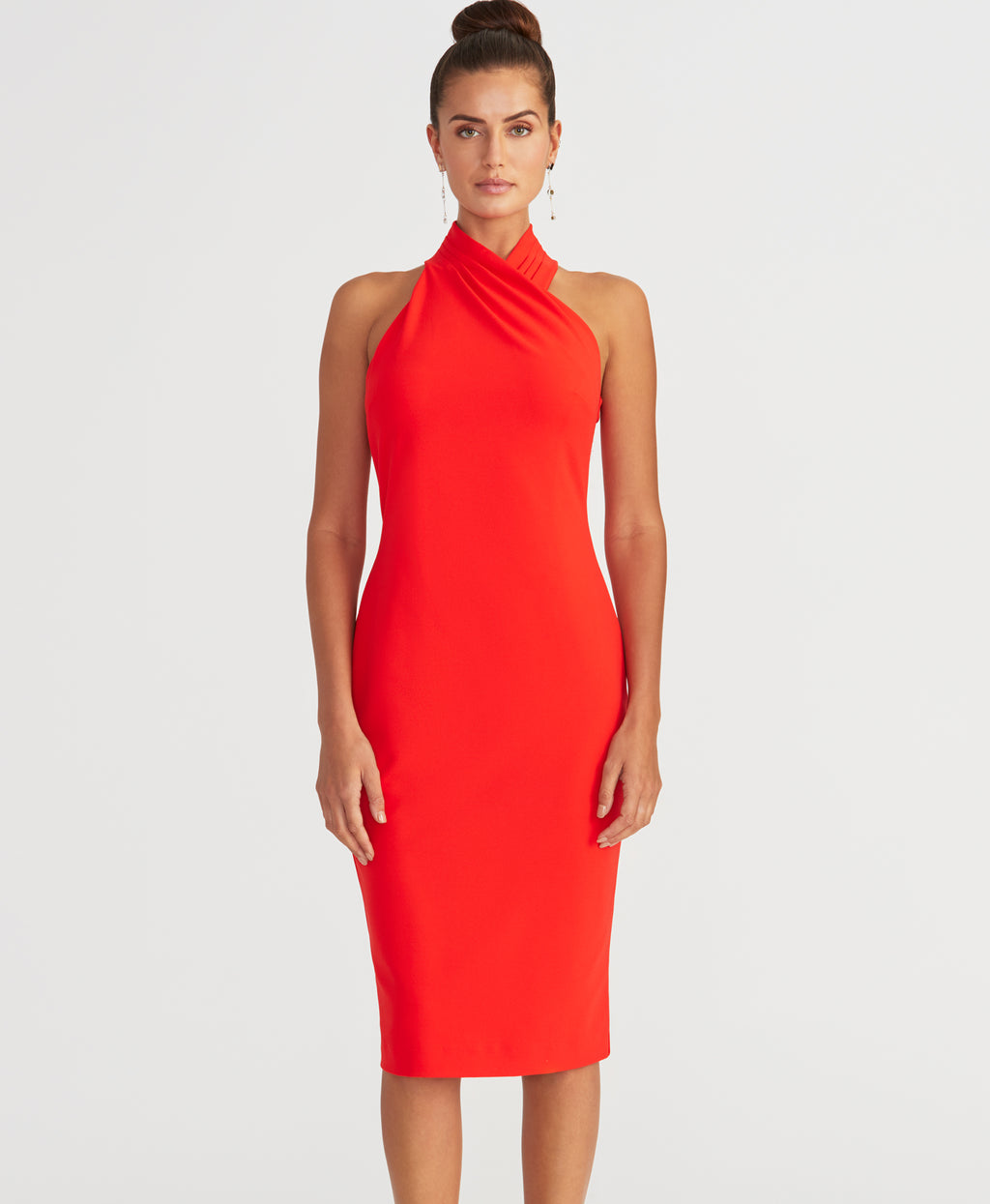 HARLAND DRESS | RIO RED