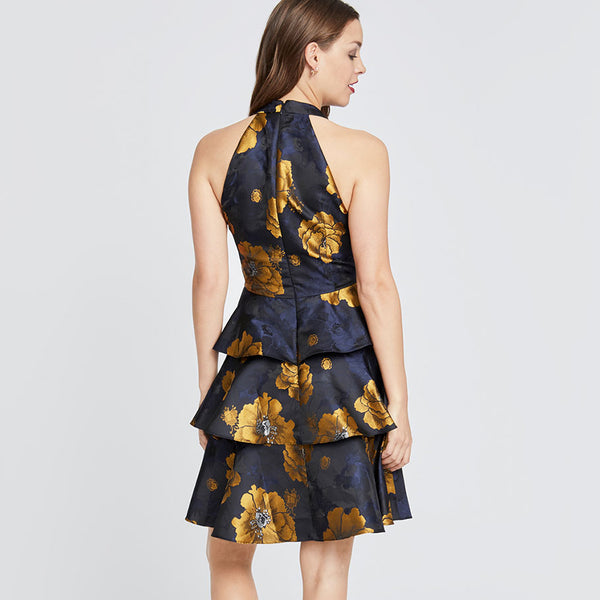Suzette Ruffle Dress