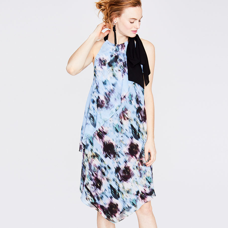 CHARIS FLORAL DRESS | MULTI COMBO