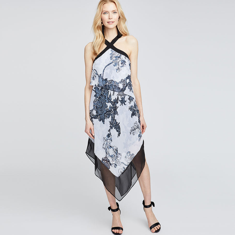 GIULIANA SCARF DRESS | GIULIANA SCARF DRESS