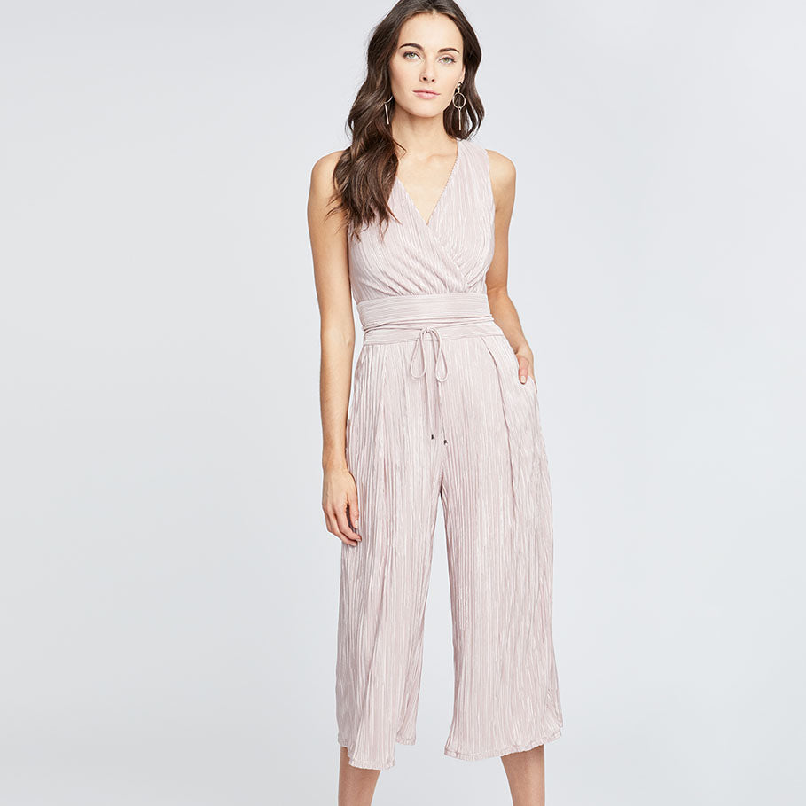 AMBRA JUMPSUIT | BLUSH
