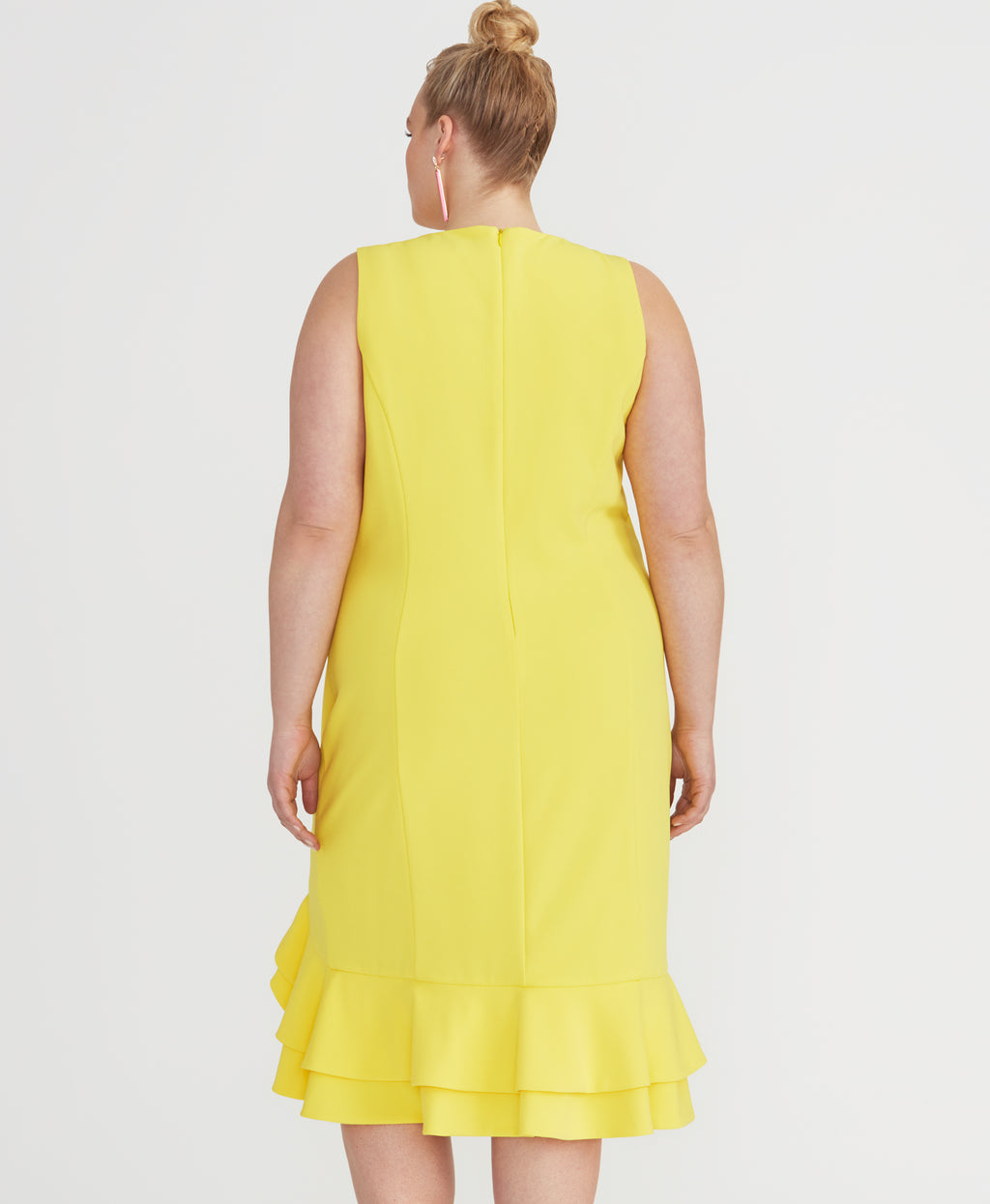 Sleeveless Blake Dress | Solar Sun