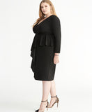 Joanna Dress | Black