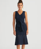 Josephine Dress | True Navy