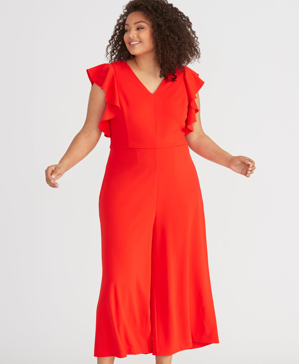 KATE JUMPSUIT | RIO RED