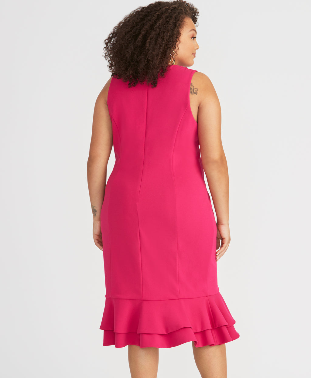 Sleeveless Blake Dress | Azalea