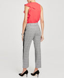 Glen Plaid Stripe Trouser | Glen Plaid Stripe Trouser