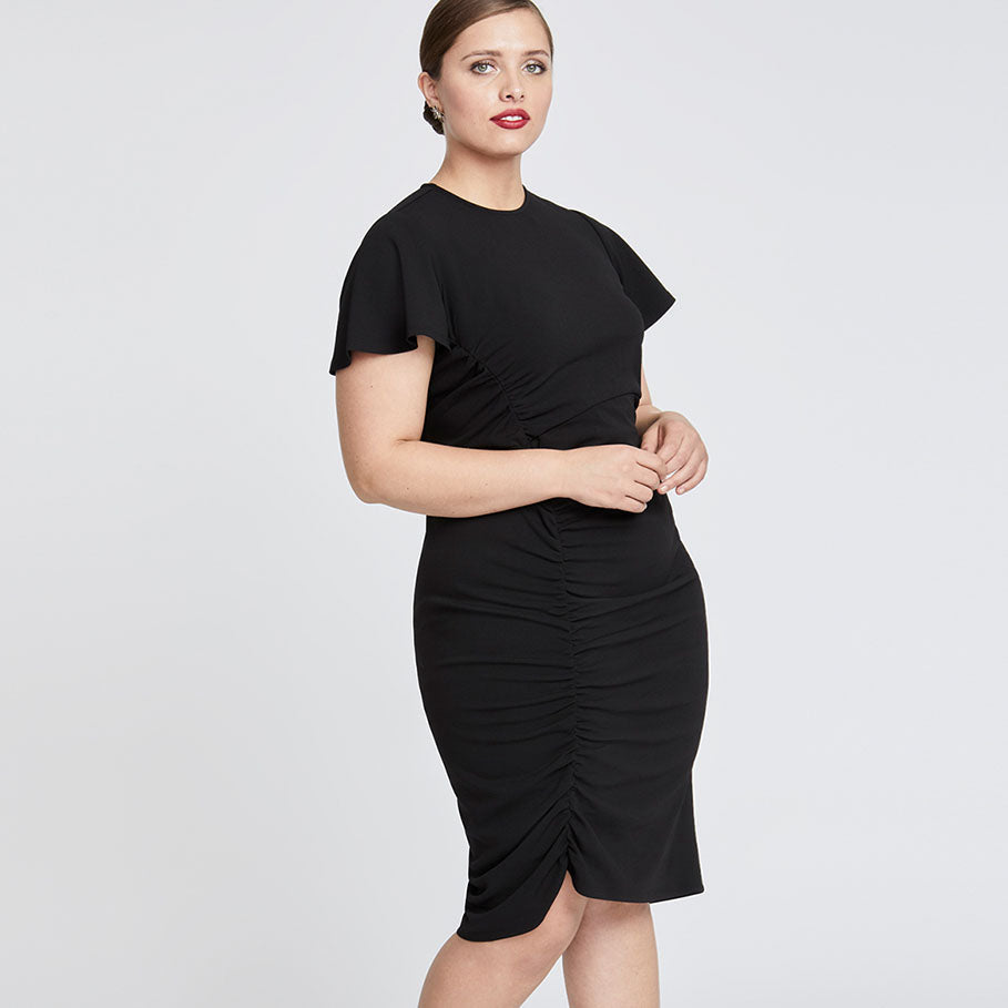 Pippa Dress | BLACK