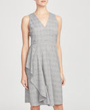 Glen Plaid Pleat Dress | Glen Plaid Pleat Dress