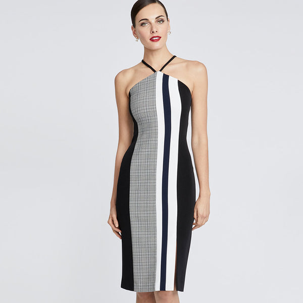 Hailey Stripe Dress