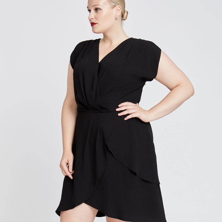 Pierce Dress | BLACK