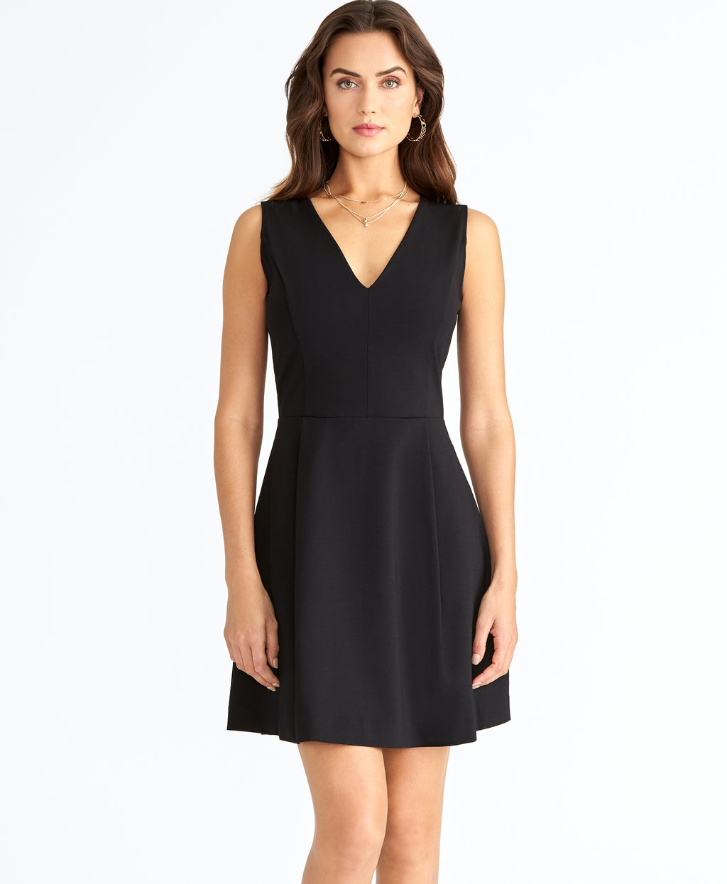 Anise Dress | BLACK
