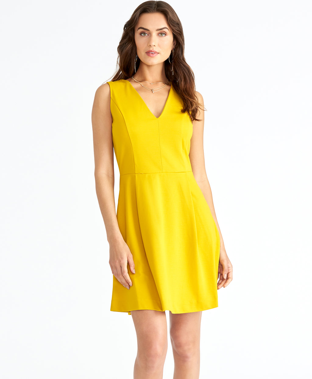 Anise Dress | VIBRANT CANARY