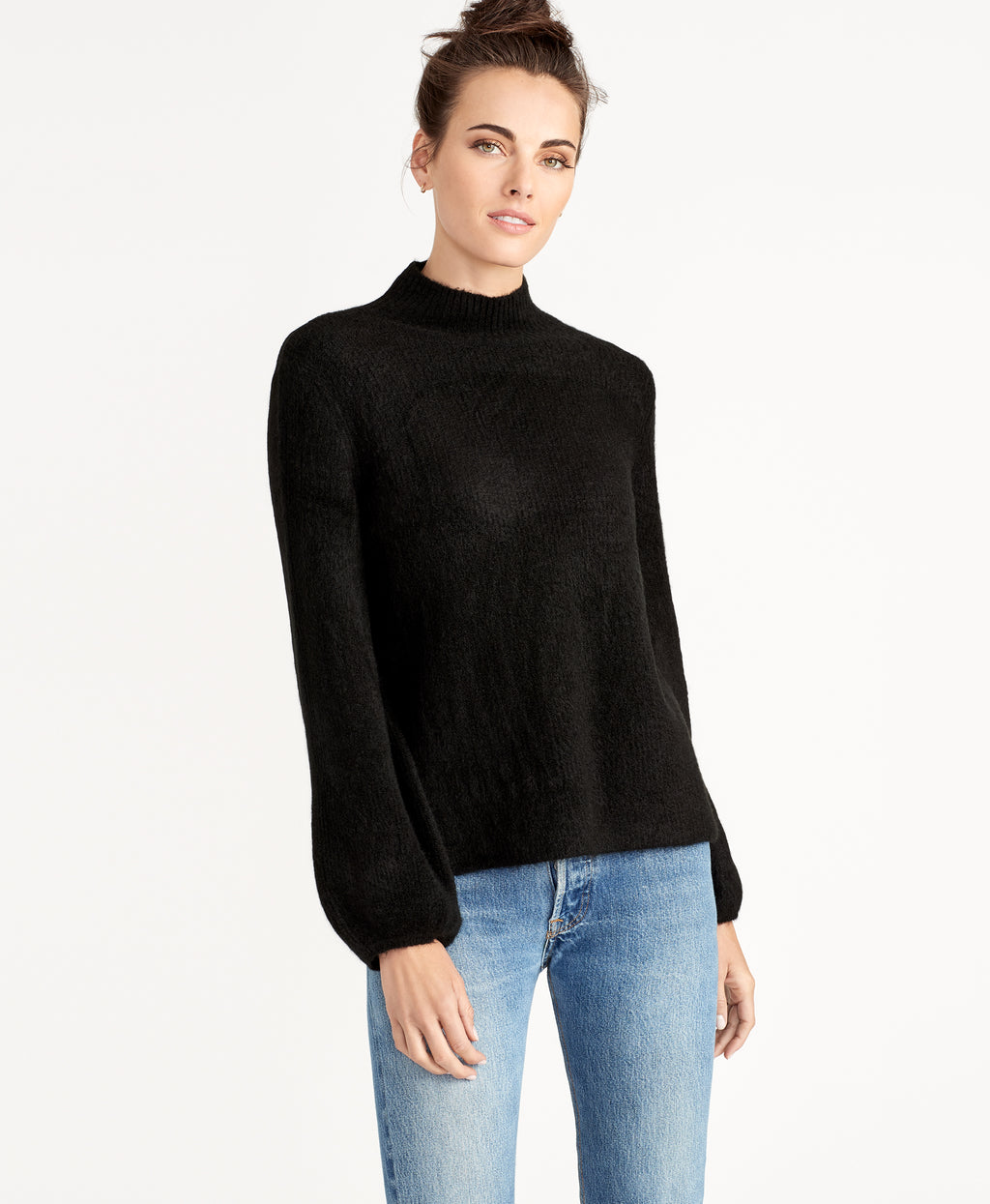 SHAYLA SWEATER | BLACK