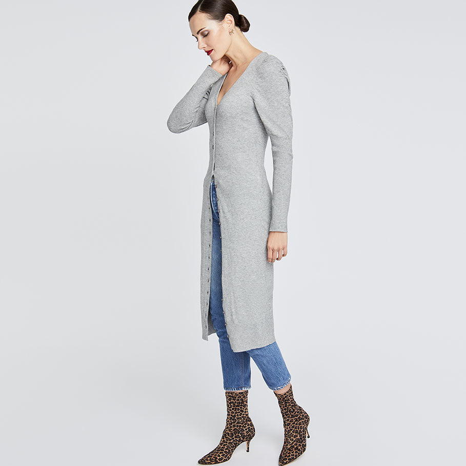 Sadie Duster | HEATHER GREY