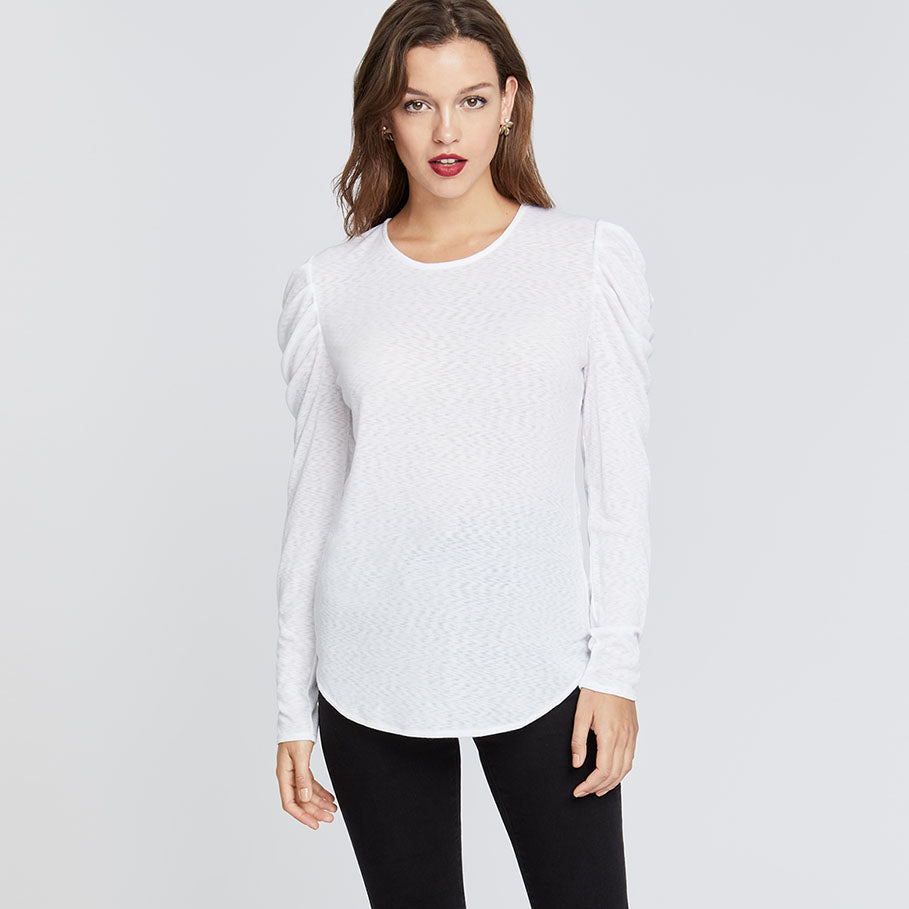 Gemma Top | WHITE