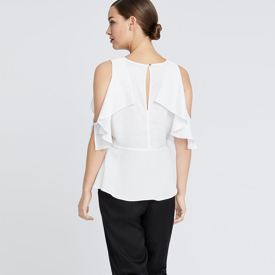 Taylor Top | EGGSHELL