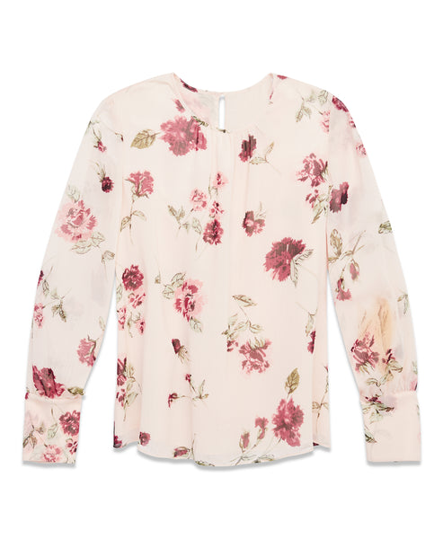 EASY FLORAL TOP