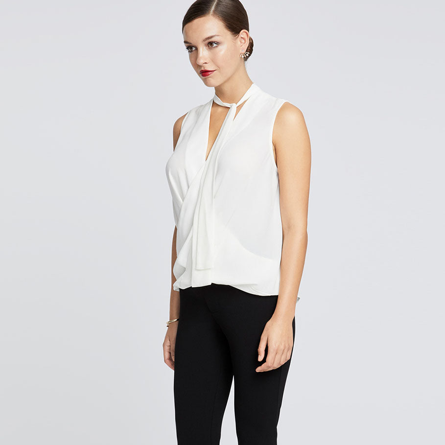Beckett Top | EGGSHELL