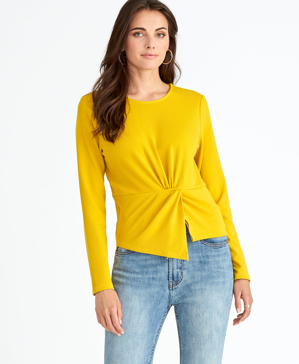 Val Top | VIBRANT CANARY