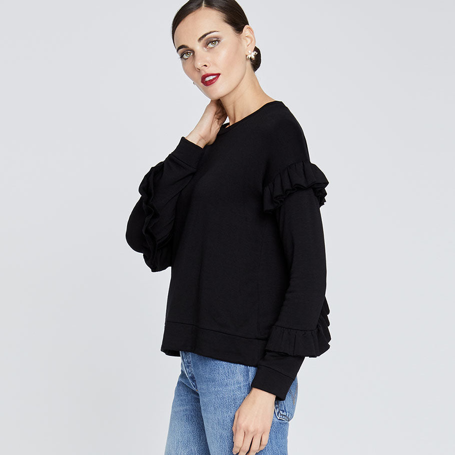 Miranda Top | BLACK