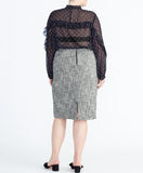 Raw Edge Skirt | Raw Edge Skirt