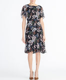 Floral RUFFLE DRESS | Floral RUFFLE DRESS